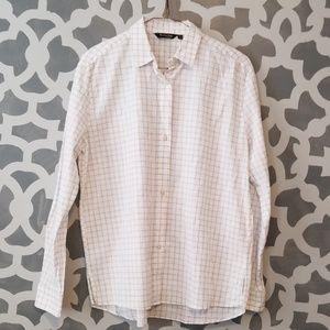 Massimo Dutti button down shirt